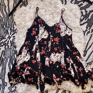 Intimately Free People Flowy Floral Tunic Tank